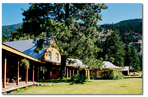 the mazama ranch house - Ranch House